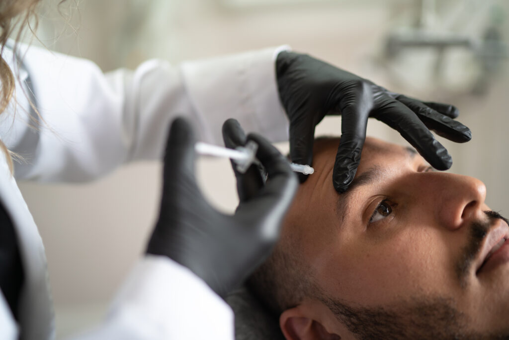 Zabiegi anti-aging dla mężczyzn